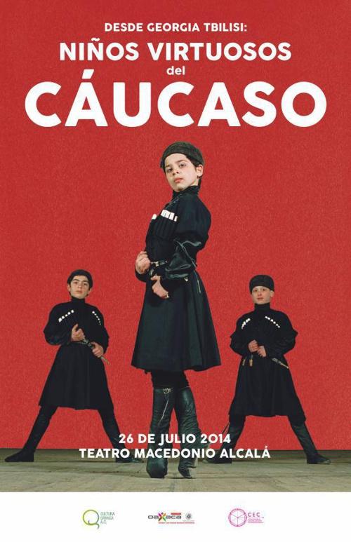 Programa Niños Virtuosos del Cáucaso