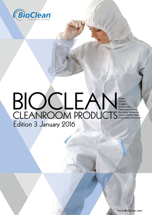 Bioclean Cleanroom Products 2016