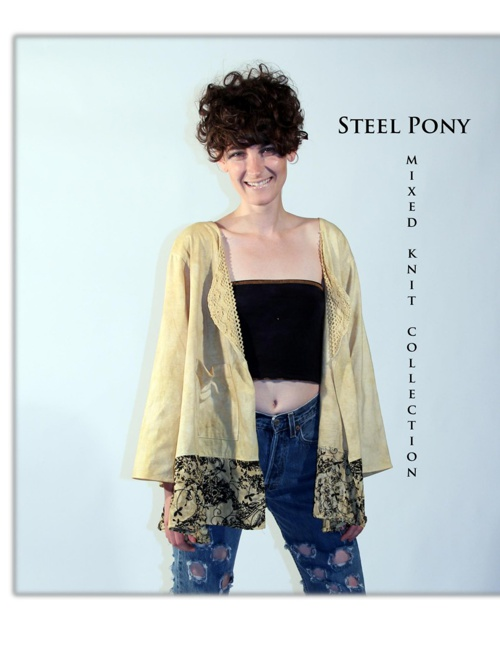 Steel Pony Knit Collection Spring 2013