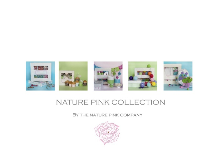 Nature Pink Collection.