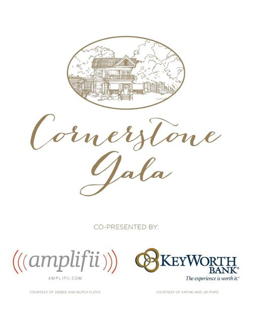 2016 Cornerstone Gala Catalog
