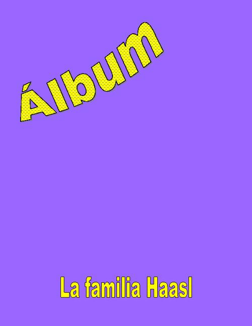 Álbum de Familia - Haasl
