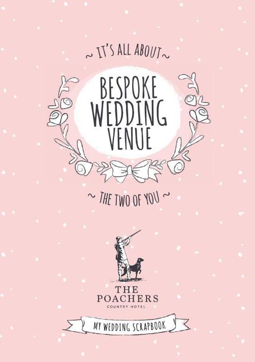 Poachers Hotel Wedding Brochure
