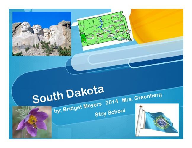 Bridget South Dakota