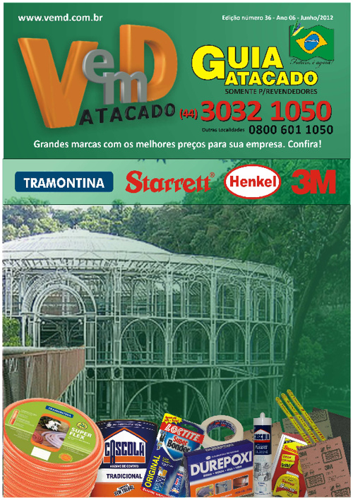 Revista VemD - Junho 2012