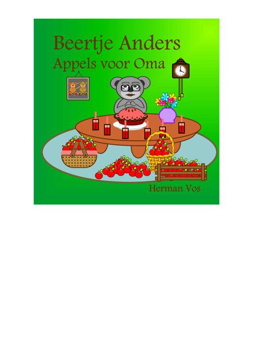 Leesboekje Appels voor Oma