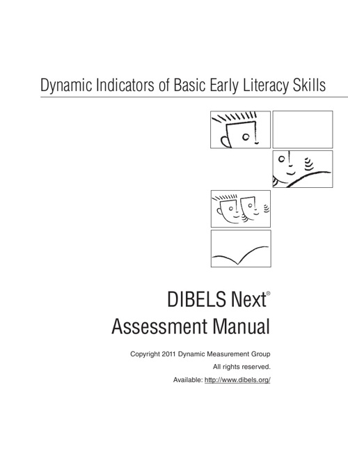 DIBELS Next Asssessment Manual