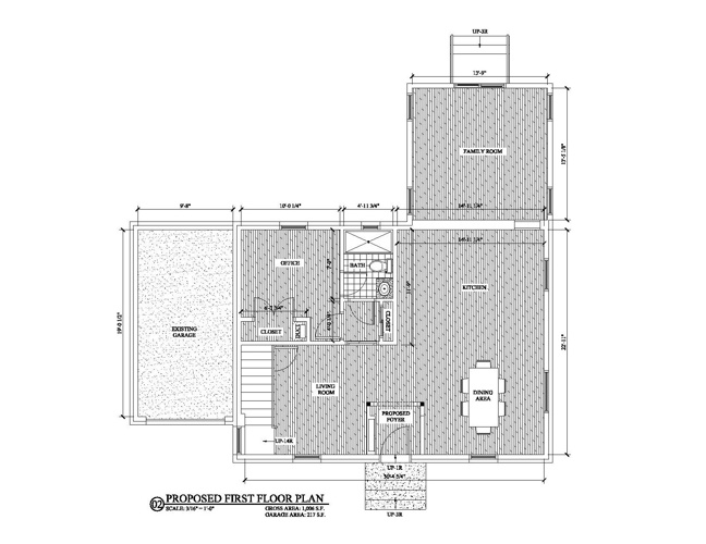 430 The Fenway, River Edge, NJ Plans