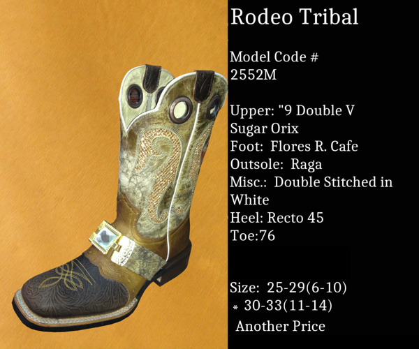 Rodeo by Billy Boots Cowboy boots