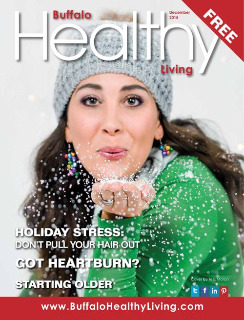 December 2015 Buffalo Healthy Living Magazine Final