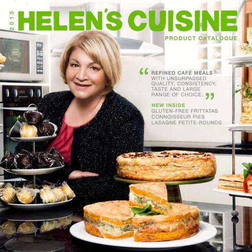Helen's European Cuisine 2015 Catalogue