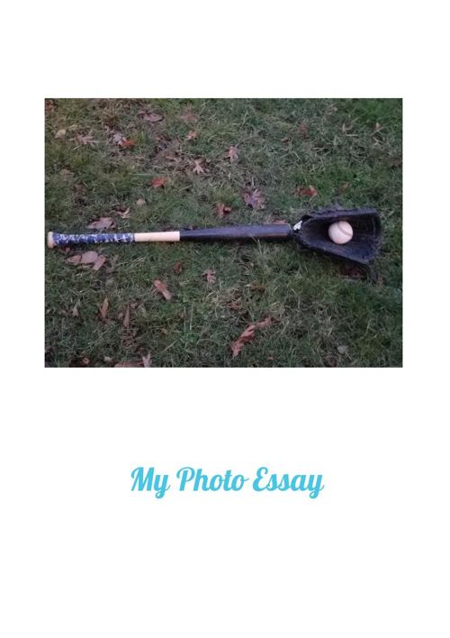 My Photo Essay