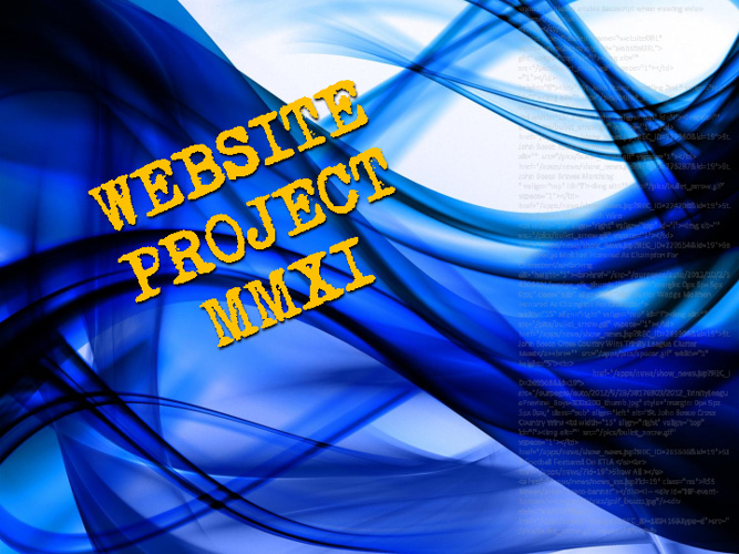 Website Project MMXI