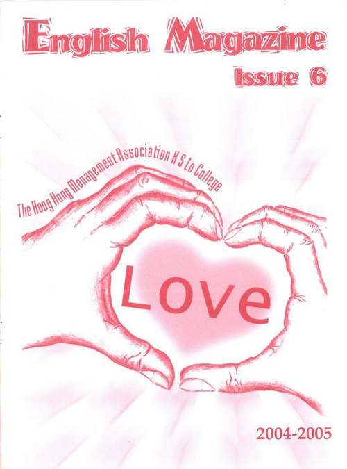 K S Lo English Magazine Issue 06