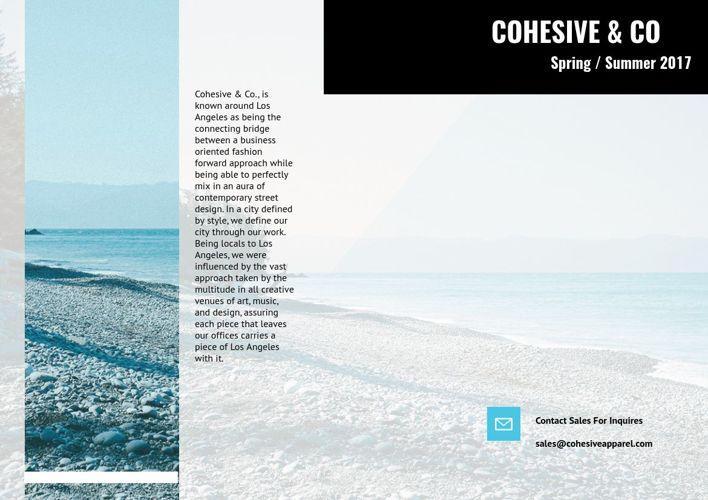 Cohesive & Co. Linesheets
