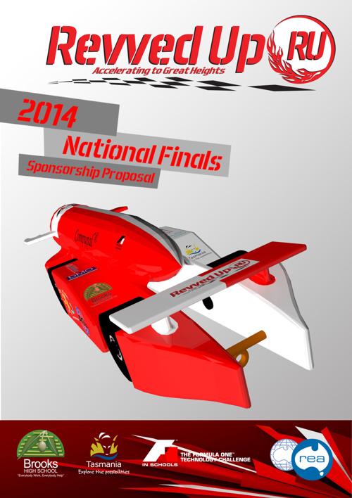 National Finals - Sponsorship Proposal