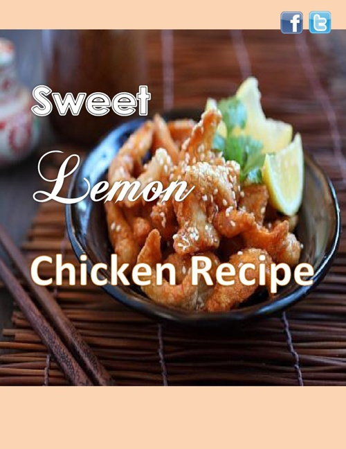 Sweet Lemon Chicken Recipe