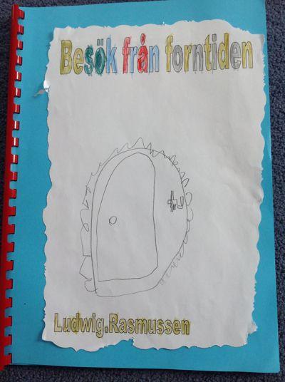 Ludwig Rasmussen Besök från forntiden