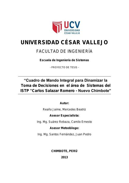 Proyecto - Reaño Jaime, Mercedes Beatriz
