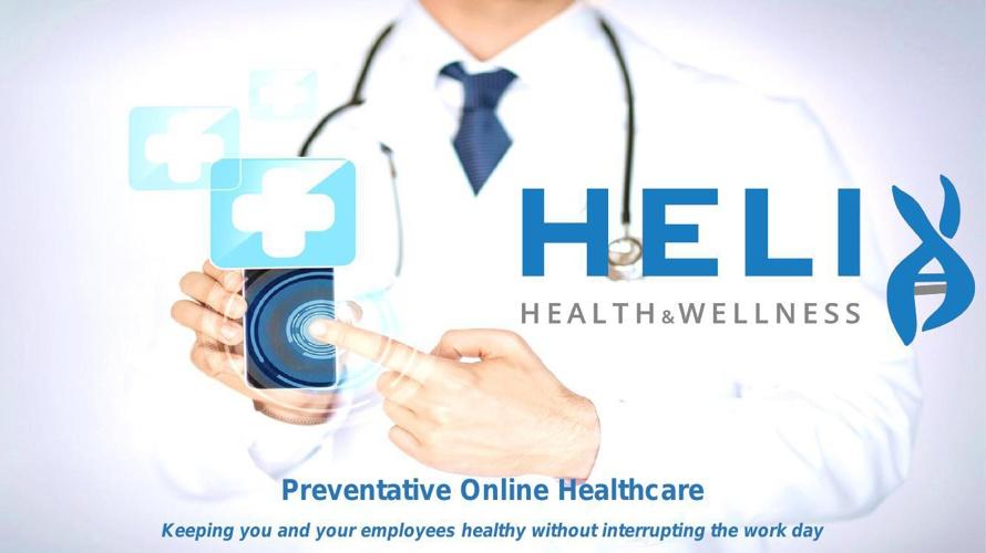 Helix Health & Wellness | Preventative Online Healthcare