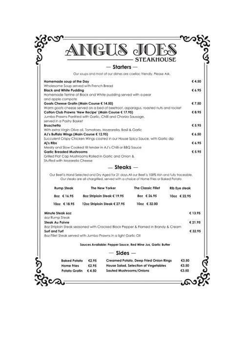 Angus Joes