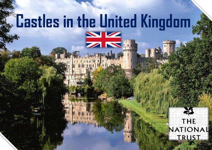UK Castles' brochure
