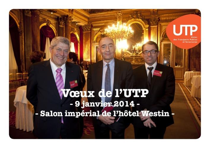 Vœux de l'UTP 2014 - le flipbook
