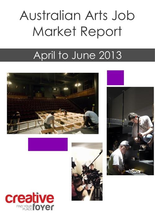 Report: April to June 2013