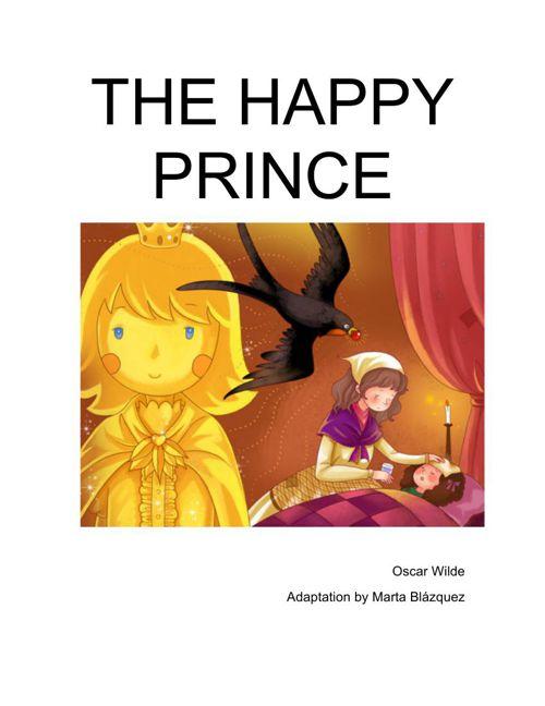 The Happy Prince: a digital book