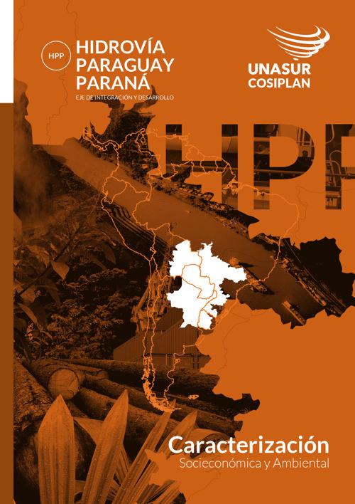 Caracterización del Eje de la Hidrovía Paraguay-Paraná