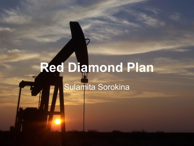 Red Diamond Plan