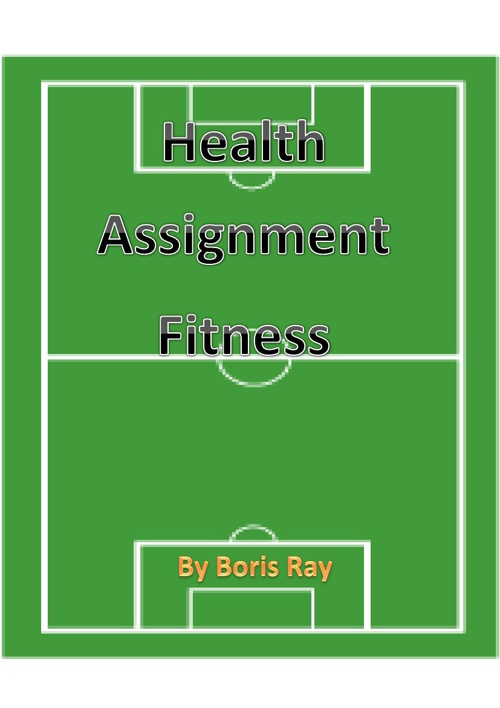 Health Flip Book by Boris Ray
