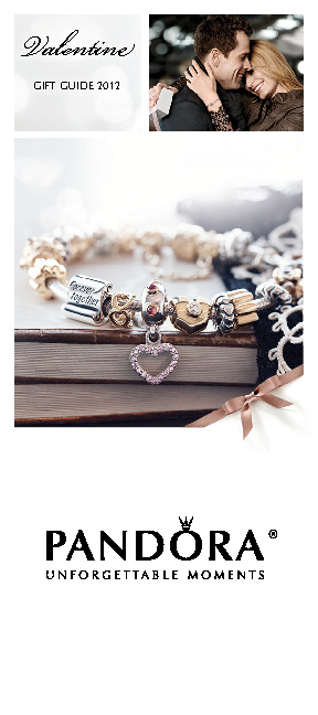Valentine Gift Guide 2012