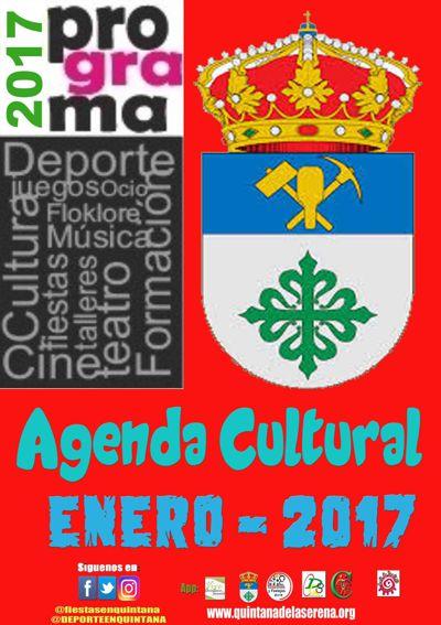 AGENDA ENERO 2017