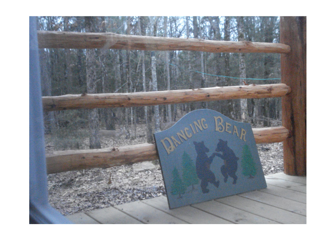 Dancing Bear cabin