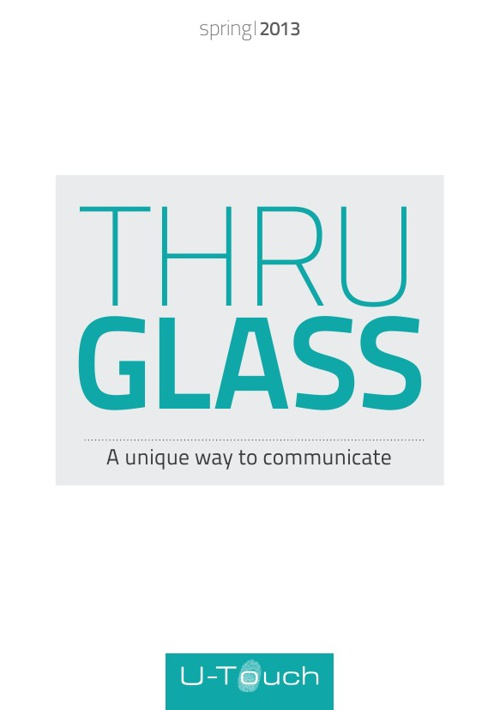 THRU-GLASS by U-Touch