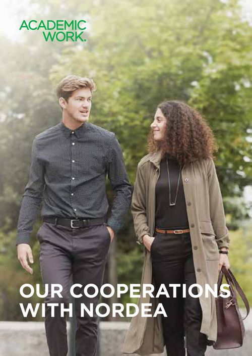 Our cooperations with Nordea