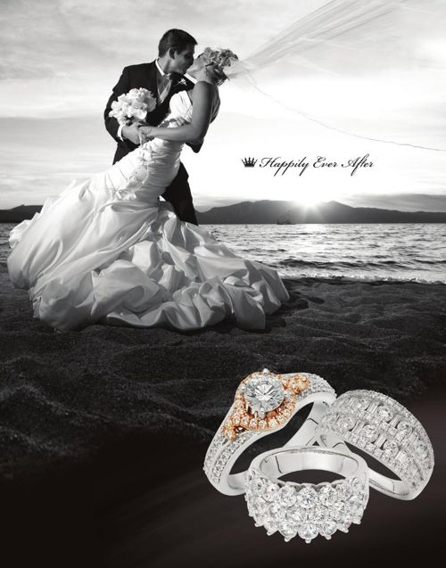 Happily Ever After Bridal Book