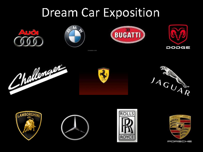 Dream Cars presented  by KNN