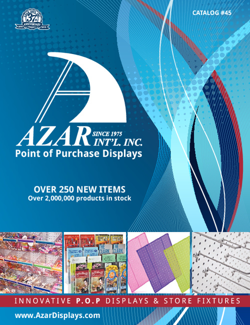 Azar Displays 2012 Catalog