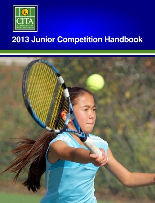2013 Junior Tennis Handbook