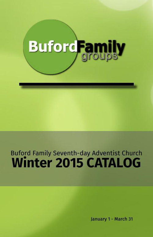 Winter 2015 Catalog (Digital)