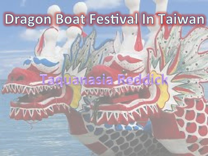 Copy of Dragon Boat Festival