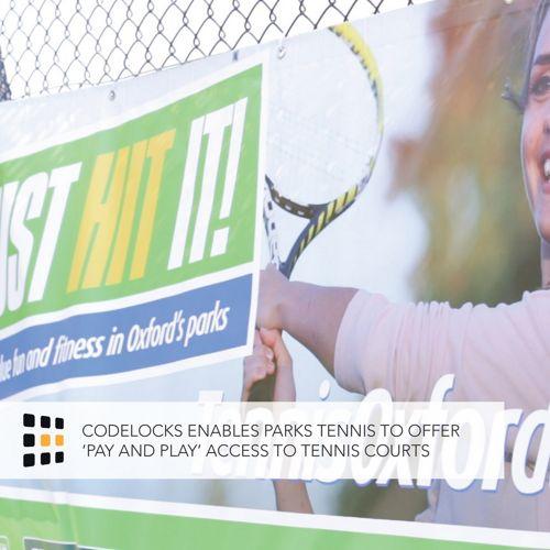 Parks Tennis Case Study