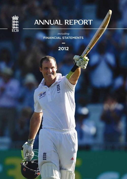 ECB Annual Report 2012