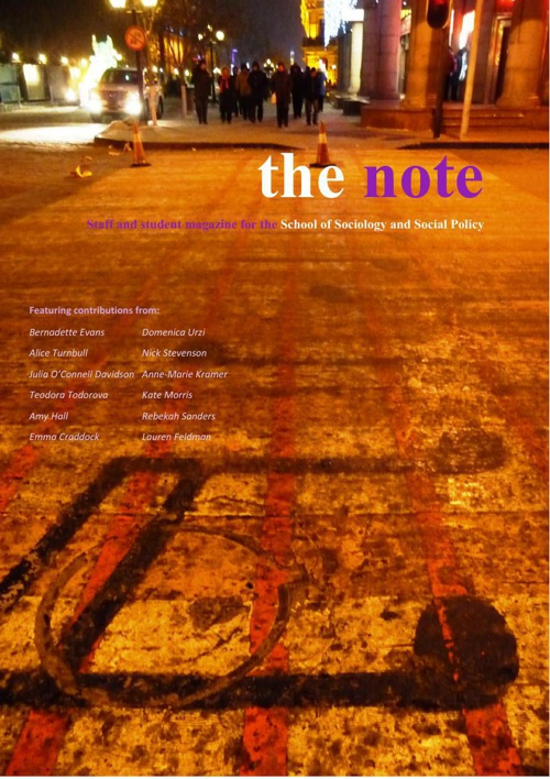 The Note - Issue 2