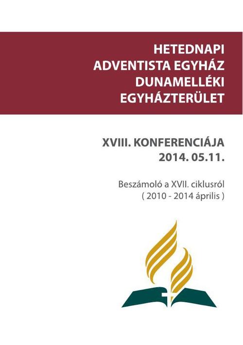 Beszámoló a XVII. ciklusról (2010-214 április)