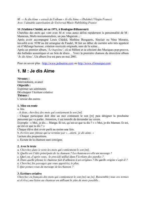 GÉNERATION FRANCAISE 4