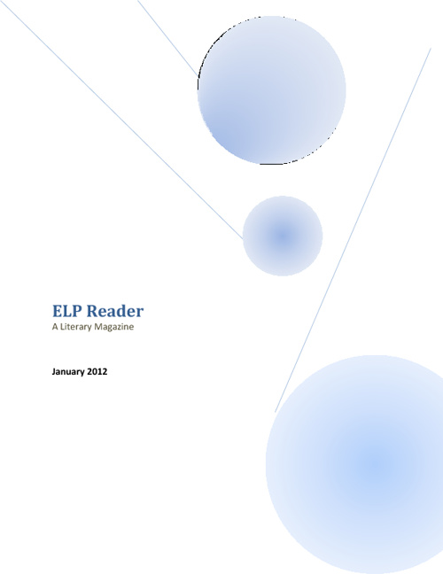 ELP Reader Vol. 1, Issue 1