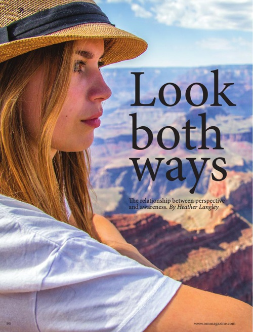 Look Both Ways - by Heather Langley